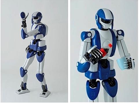 Coolest robots of 2010 random robotics